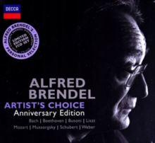 Alfred Brendel: Artists Choice, CD / Album Cd