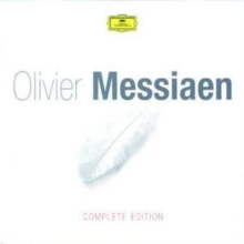 Olivier Messiaen: Complete Edition, CD / Box Set Cd