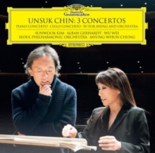 Unsuk Chin: 3 Concertos, CD / Album Cd