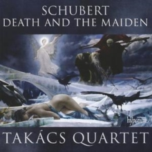 Death and the Maiden (Takacs Quartet), CD / Album Cd