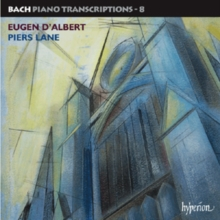 Johann Sebastian Bach: Bach Piano Transcriptions, CD / Album Cd