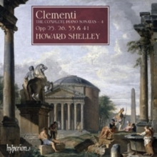 Muzio Clementi: The Complete Piano Sonatas, CD / Album Cd