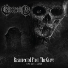 Resurrected from the Grave: Demo Collection, CD / Album Cd