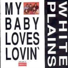 My Baby Loves Lovin', CD / Album Cd
