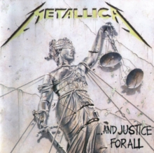 ...and Justice for All, CD / Album Cd