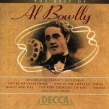 The Best Of Al Bowlly, CD / Album Cd