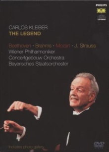 Carlos Kleiber: The Legend, DVD  DVD