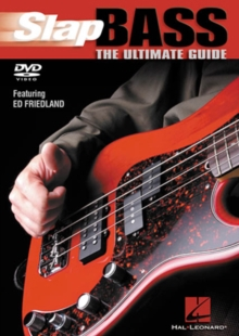 Slap Bass: The Ultimate Guide, DVD  DVD