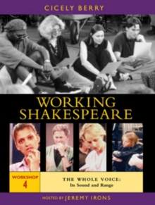 Working Shakespeare: Volume 4 - Storytelling, DVD  DVD
