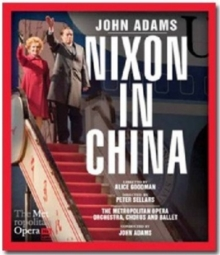 Nixon in China: The Metropolitan Opera (Adams), Blu-ray  BluRay