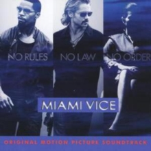 Miami Vice, CD / Album Cd