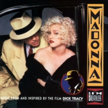I'm Breathless: Music from and Inspired By the Film Dick Tracy, CD / Album Cd