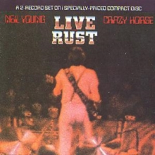 Live Rust, CD / Album Cd