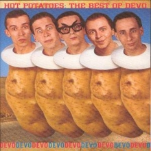 Hot Potatoes: The Best Of Devo, CD / Album Cd