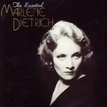 The Essential Marlene Dietrich, CD / Album Cd