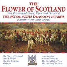 The Flower of Scotland, CD / Album Cd