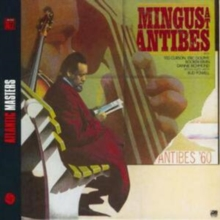 Mingus at Antibes, CD / Album Cd