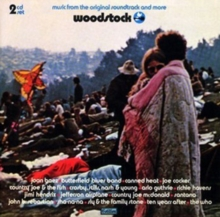 Woodstock: Music from the Original Soundtrack and More, CD / Album Cd