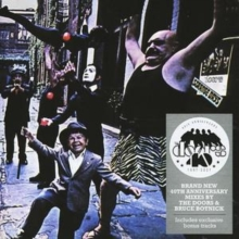 Strange Days (Remastered and Expanded), CD / Album Cd
