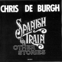 Spanish Train, CD / Album Cd