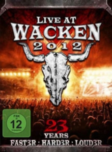 Wacken 2012: Live at Wacken Open Air, DVD  DVD