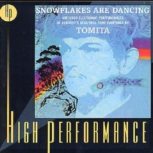 Snowflakes Are Dancing, CD / Album Cd