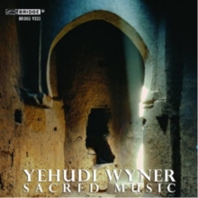 Yehudi Wyner: Sacred Music, CD / Album Cd