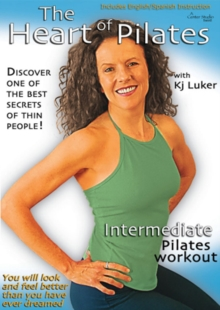 The Heart of Pilates: Intermediate Pilates Workout, DVD DVD