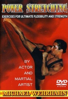 Power Stretching With Michael Wehrhahn, DVD  DVD