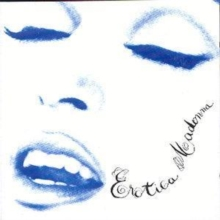 Erotica (Clean Edition), CD / Album Cd
