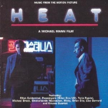 Heat: MUSIC FROM THE MOTION PICTURE, CD / Album Cd