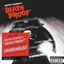 Quentin Tarentino's Death Proof, CD / Album Cd