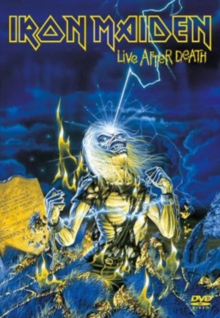 Iron Maiden: Live After Death, DVD  DVD