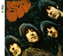 Rubber Soul, CD / Album Cd