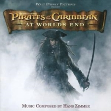 Pirates of the Caribbean: At World's End (Zimmer), CD / Album Cd