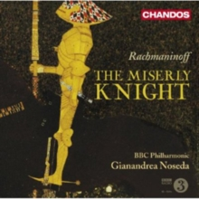 The Miserly Knight, CD / Album Cd