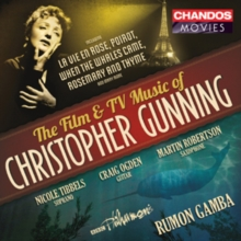 The Film and TV Music of Christopher Gunning, CD / Album Cd