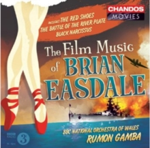 The Film Music of Brian Easdale, CD / Album Cd