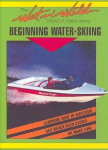 Beginning Waterskiing, DVD  DVD