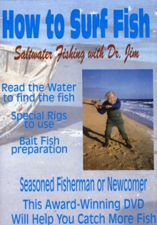 How to Surf Fish, DVD  DVD