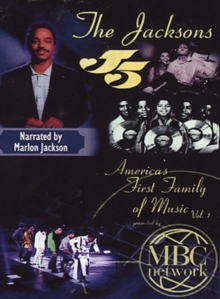 The Jacksons - America's First Family of Music: Volume 1, DVD DVD