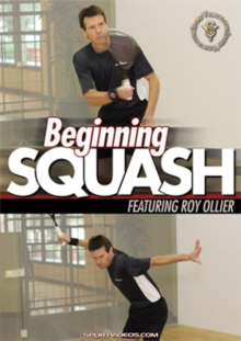 Beginning Squash With Roy Ollier, DVD  DVD