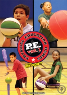 Physical Education Games: Volume 1, DVD  DVD