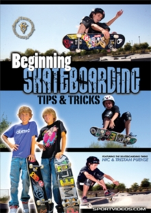 Beginning Skateboarding, DVD  DVD