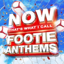 Now That's What I Call Footie Anthems, CD / Album Cd