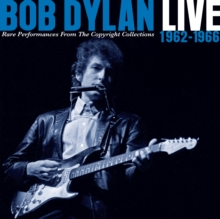 Live 1962-1966: Rare Performances from the Copyright Collections, CD / Album Cd