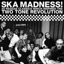 Ska Madness!, CD / Album Cd