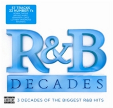 R&B Decades, CD / Album Cd