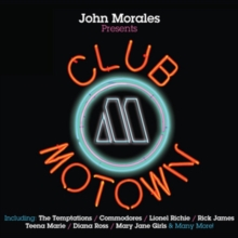 John Morales Presents Club Motown, CD / Album Cd