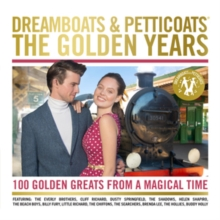 Dreamboats and Petticoats: The Golden Years, CD / Box Set Cd